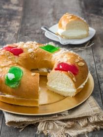 Orígenes y evolución del Roscón de Reyes