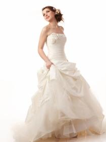 Consigue el mejor vestido de novia sin comprarlo