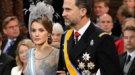 El look de Letizia en la coronación de Guillermo y Máxima de Holanda