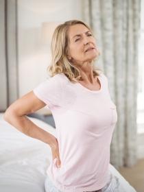 Dolor de espalda en la parte baja: combate el lumbago o lumbalgia