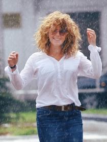 El significado de soñar con lluvia