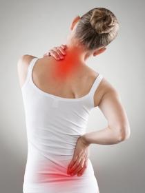 Calor para el dolor de espalda: ¿cuándo y cómo?