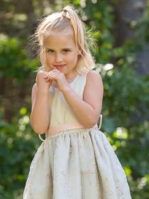 Vestidos para niñas: moda infantil para todas las ocasiones