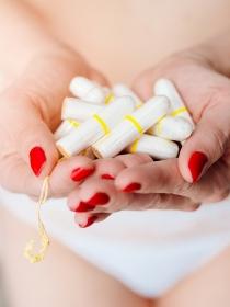 Menstruación abundante o hipermenorrea: causas y tratamiento