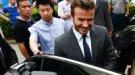 David Beckham, en peligro en China: ¿le permitirá Victoria Beckham viajar?