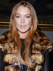 El pecho de Lindsay Lohan y los numerosos descuidos de las famosas