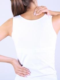 Tumores en la espalda: síntomas y tratamiento