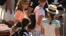 La Infanta Cristina, sin Urdangarín, vuelve de vacaciones a Mallorca