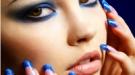 Elige el azul para tus uñas, pero ¿cuál?