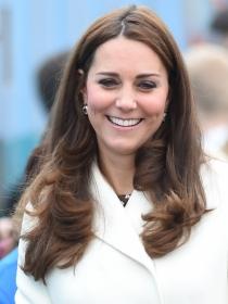 Kate Middleton está en racha: un nuevo descuido deja al descubierto su trasero