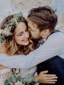 Casarse en tiempos de crisis: cómo organizar una boda económica