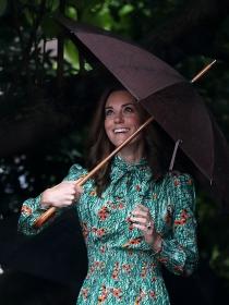 Peinados para los días de lluvia: tu pelo, perfecto