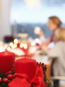 Improvisar la cena de Nochebuena