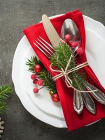 Cómo hacer una comida de Navidad perfecta