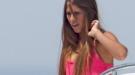 La reacción de Antonella Roccuzzo, novia de Messi, ante las fotos ¿trucadas?