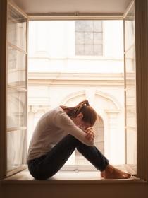 Atenta a la depresión leve: aprende a combatir la tristeza