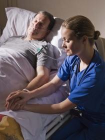 Carta de amor a una persona enferma: unas palabras de aliento