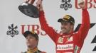 Fernando Alonso tendrá dos compañeros en Ferrari: Dasha Kapustina y Raikkonen