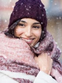 Cuidados faciales contra el frío: protege tu piel