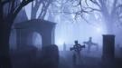 Soñar con un cementerio: recuerdos que no puedes enterrar