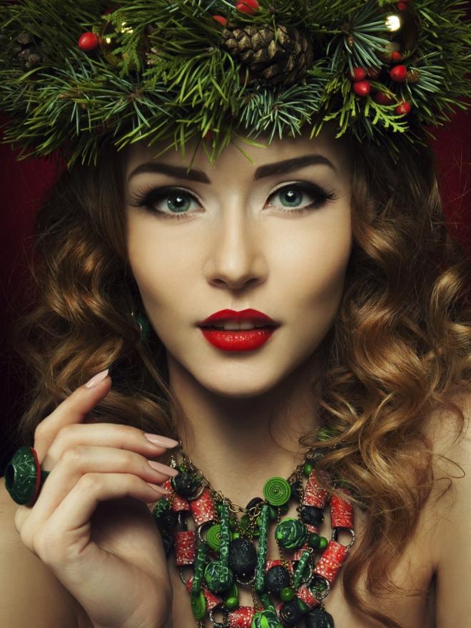 Bonito y cómodo peinados para navidad Fotos de tutoriales de color de pelo - Peinados para Navidad: cambia de look y ponte guapa estas ...