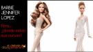 Barbie Jennifer Lopez: pero, ¿dónde están las curvas?
