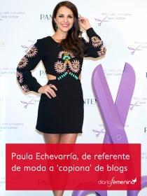 ¿Crees que Paula Echevarría es una 'copiona'? El blog de la polémica