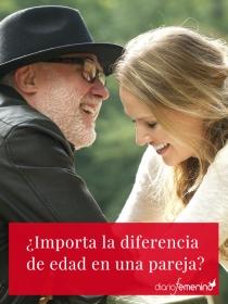 ¿Importa la diferencia de edad en una pareja?