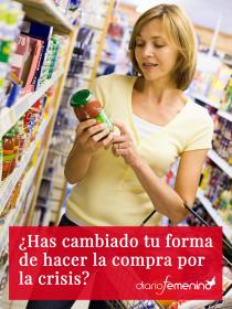 ¿Has cambiado tus hábitos de compra por la crisis?