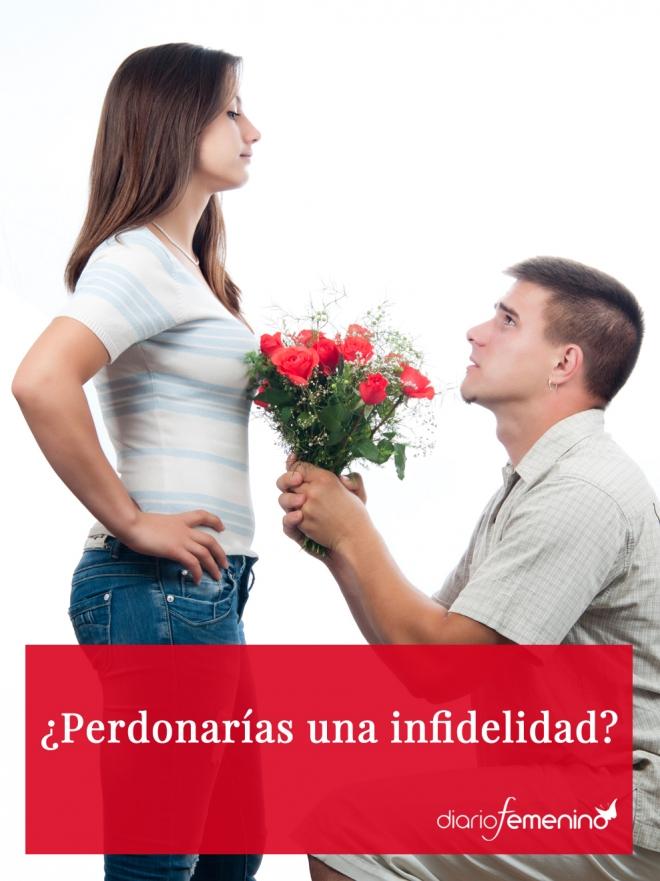¿Perdonarías una infidelidad?