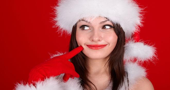 Cómo maquillarse en Navidad: muestra tu cara más dulce y cálida
