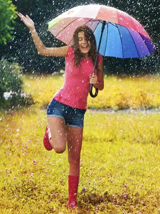 5 razones por las que tu pelo odia la lluvia