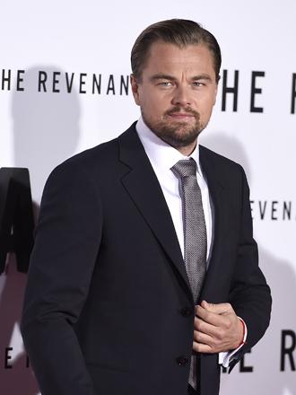 Leonardo DiCaprio, actor de Oscar y hombre perfecto