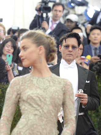 Depp y Amber Heard firman la paz por 7 millones de dólares