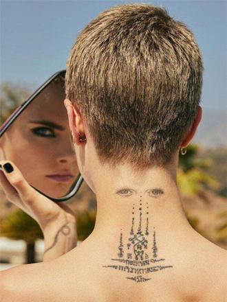 Los tatuajes de las it-girls que tú también querrás