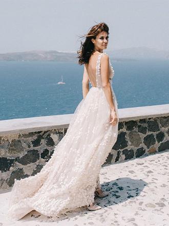 En busca del vestido de novia perfecto