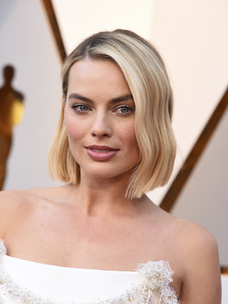 Peinados de los Oscars 2018: Copia el look Margot Robbie