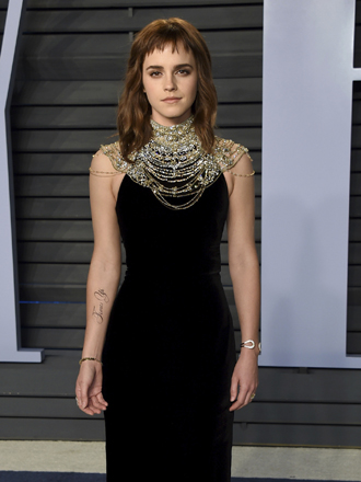 Time's Up: El tatuaje reivindicativo de Emma Watson