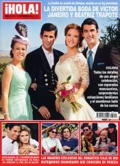 Las pintas de la Campanario en la boda de Beatriz Trapote: no se puede ir más fea