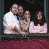 Chabelita, junto a su madre Isabel Pantoja y Kiko Rivera