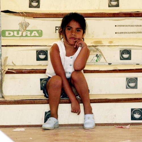 Chabelita, hija de Isabel Pantoja, adorable de niña