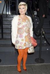 El look más feo de Terelu Campos: ¿Heidi o Pippi Calzaslargas?