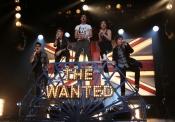 Las potentes actuaciones de The Wanted: lo dan todo por sus fans