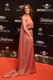 Raquel Sánchez Silva, guapa y radiante en la gala de los Premios Ondas