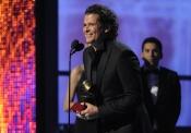 Carlos Vives durante la gala de los Premios Grammy Latino 2013