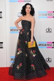 Katy Perry y su look más flamenco en los American Music Awards 2013
