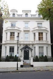 La nueva mansión de los Beckham: hogar de lujo en el centro de Londres