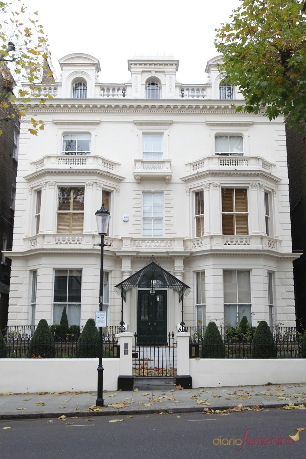 nueva mansión de los Beckham: hogar de lujo en el centro de Londres