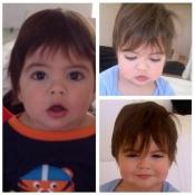 Shakira felicita Acción de Gracias 2013 con unas fotos de su hijo MIlan