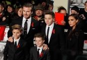 La estampa más familiar de los Beckham casi al completo
